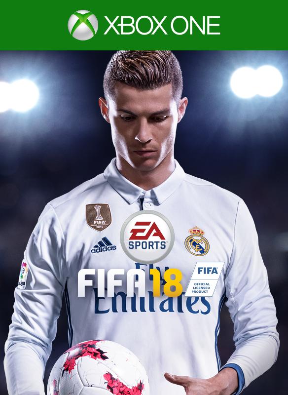 FIFA 18 boxshot