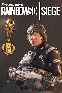 Carátula del juego Tom Clancy's Rainbow Six Siege: Pro League Dokkaebi Set