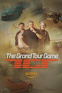 Carátula del juego The Grand Tour Game