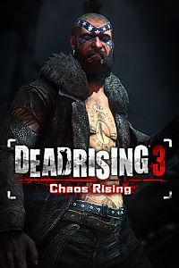 Carátula del juego Dead Rising 3: Chaos Rising