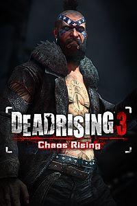 Carátula del juego Dead Rising 3: Chaos Rising de Xbox One