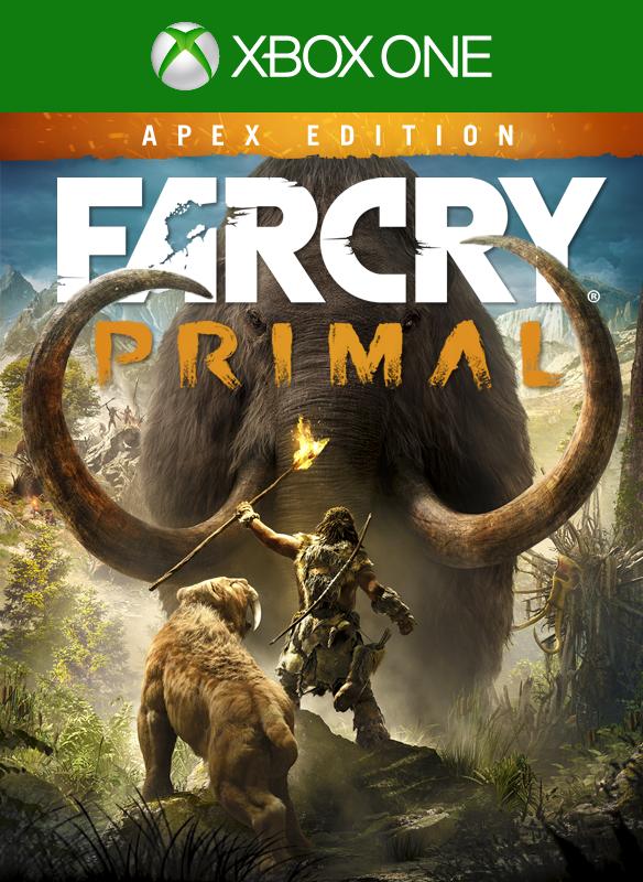Far Cry Primal - Digital Apex Edition boxshot