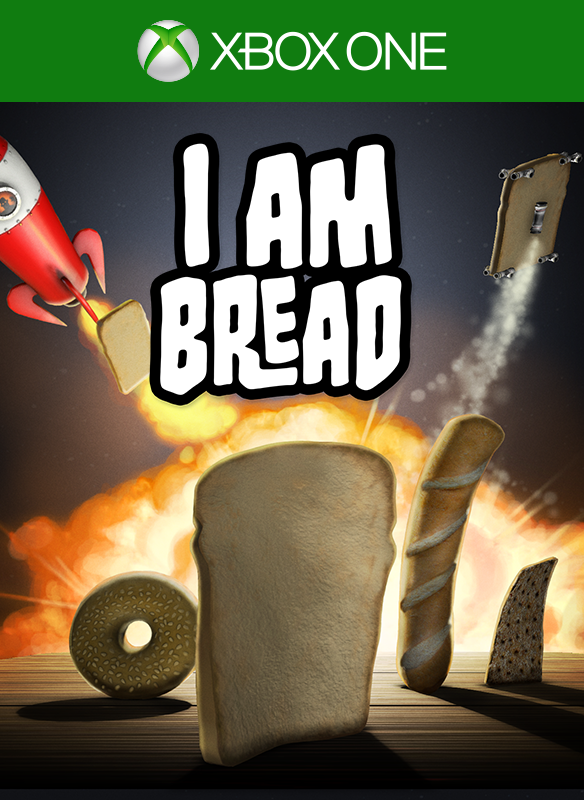 I Am Bread boxshot