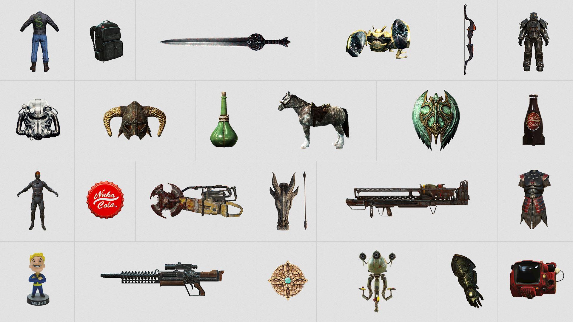 Fallout 4 Creation Club: 1500 créditos