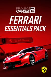 Carátula del juego Project CARS 2 Ferrari Essentials Pack DLC