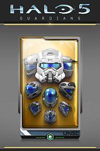 Carátula del juego Halo 5: Guardians - Classic Helmet REQ Pack