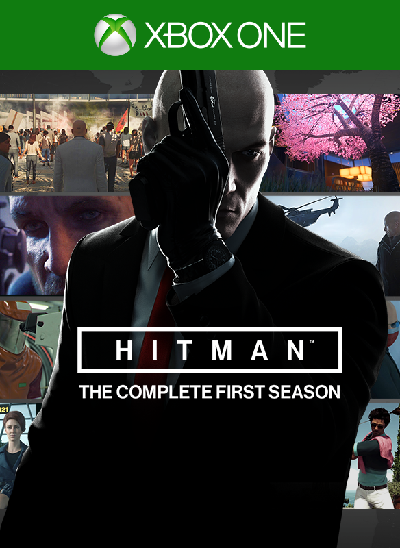 Hitman: The Complete First Season boxshot