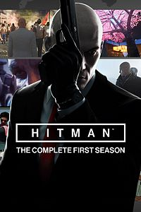 Carátula del juego HITMAN - The Complete First Season