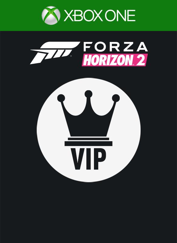 Forza Horizon 2 VIP boxshot