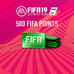FIFA Points 500 Xbox One