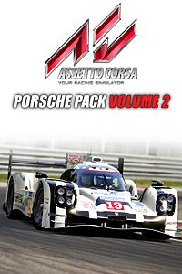 Carátula del juego Assetto Corsa - Porsche Pack Vol.2 DLC