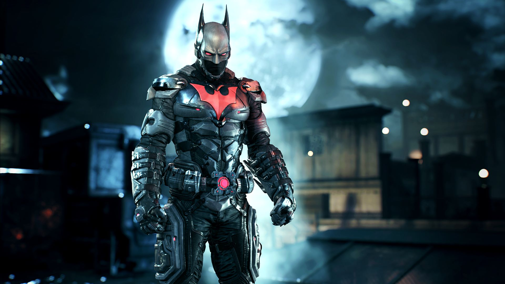 Apparence Batman Beyond