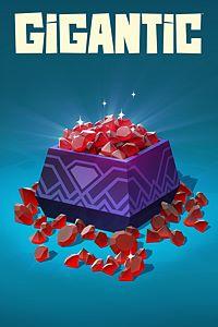 Carátula del juego Gigantic - 12000 Rubies