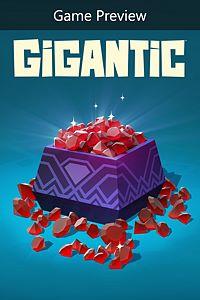 Carátula del juego Gigantic - 12000 Rubies (Game Preview) de Xbox One