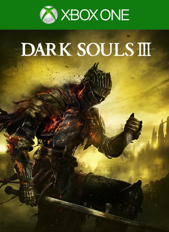Dark Souls III boxshot