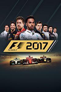 Carátula para el juego F1 2017 de Xbox One