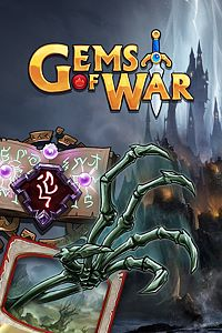 Carátula del juego Gems of War – Withering Touch Bundle para Xbox One