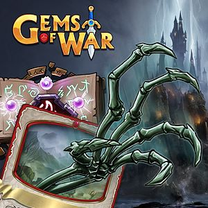 Gems of War – Withering Touch Bundle Xbox One