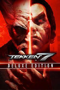 Carátula para el juego TEKKEN 7 - Deluxe Edition Pre-Order Bundle de Xbox 360