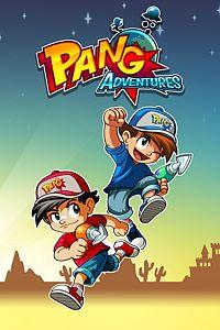 Carátula del juego Pang Adventures para Xbox One