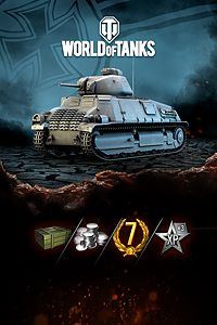 Carátula del juego World of Tanks – Dunkirk Starter Edition