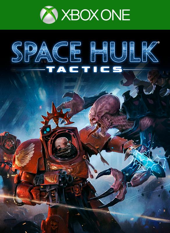 Space Hulk: Tactics boxshot