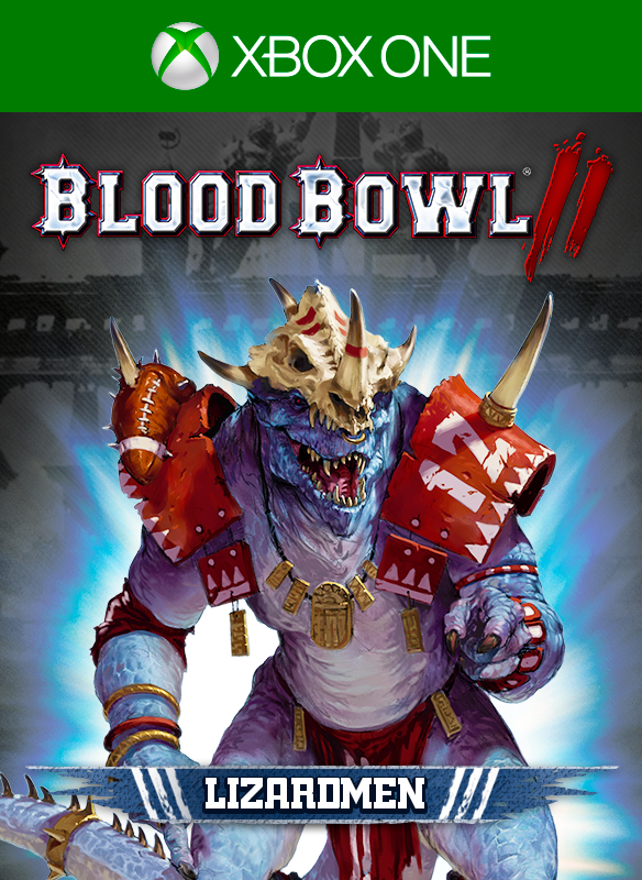 Blood Bowl 2 - Lizardmen boxshot