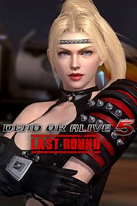 Carátula del juego DEAD OR ALIVE 5 Last Round Character: Rachel