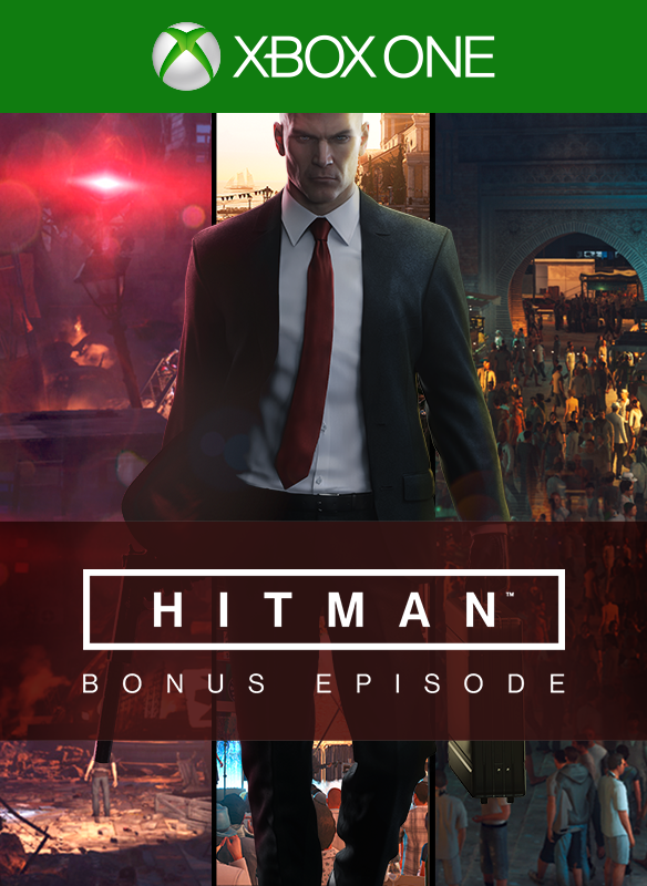 HITMAN™ - Bonus Episode boxshot