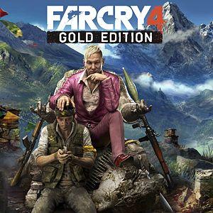 FAR CRY 4 GOLD EDITION Xbox One