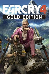Carátula del juego FAR CRY 4 GOLD EDITION de Xbox One