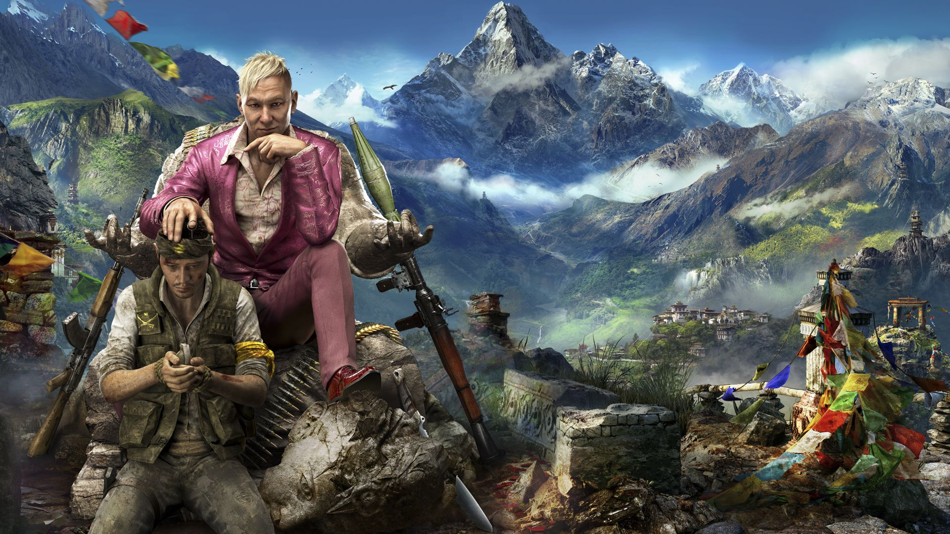 far cry 4 gold edition. Black Bedroom Furniture Sets. Home Design Ideas