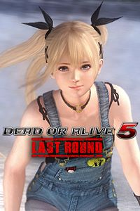 Carátula del juego DEAD OR ALIVE 5 Last Round Marie Rose Overalls