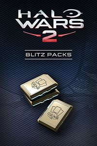 Carátula del juego Halo Wars 2: 3 Blitz Packs