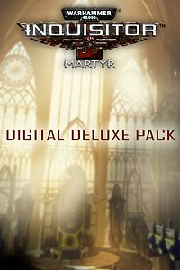 Carátula del juego Warhammer 40,000: Inquisitor - Martyr | Digital Deluxe pack