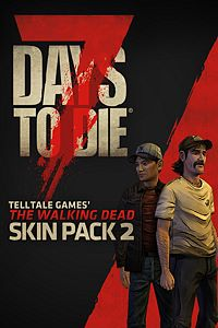 Carátula del juego 7 Days to Die - The Walking Dead Skin Pack 2 de Xbox One