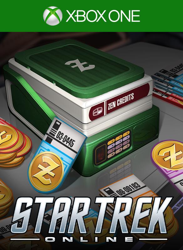 2000 Star Trek Online Zen boxshot