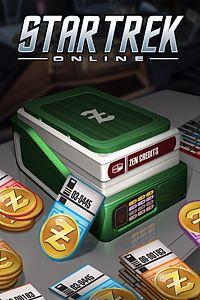 Carátula para el juego Star Trek Online: 2000 Zen de Xbox 360