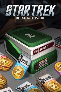 Carátula del juego Star Trek Online: 2000 Zen