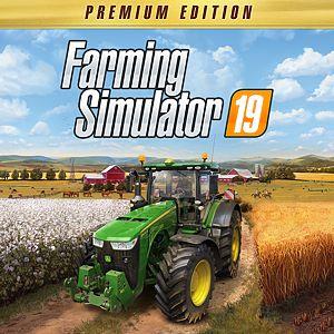 Farming Simulator 19 - Premium Edition Preorder Xbox One
