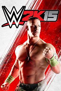Carátula del juego WWE 2K15