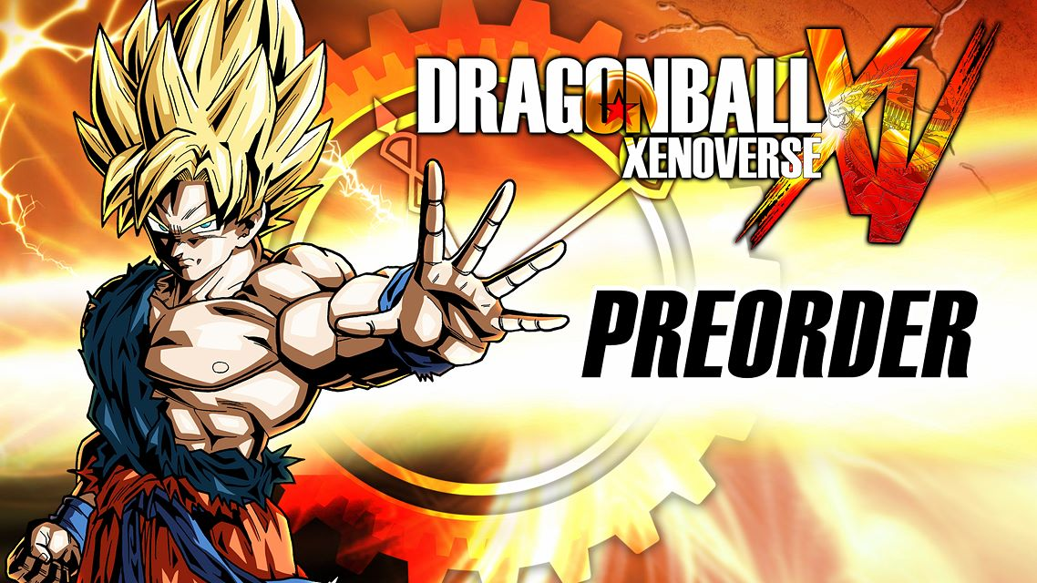 Dragon Ball Xenoverse Price Tracker For Xbox One