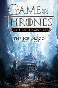 Carátula del juego Game of Thrones - Episode 6: The Ice Dragon de Xbox One