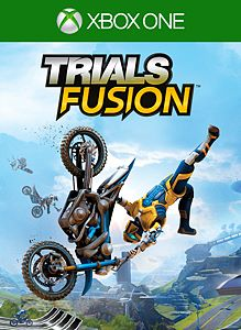 Trials Fusion boxshot