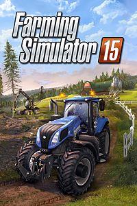 Carátula del juego Farming Simulator 15