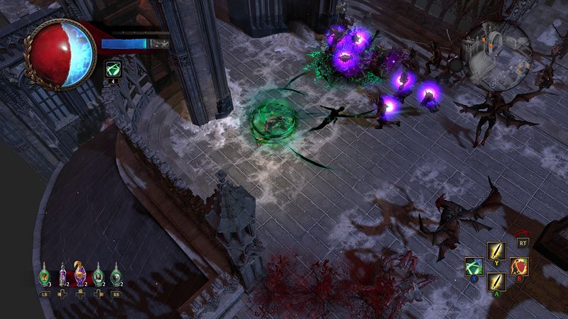 Path of Exile First Blood Bundle Screenshot