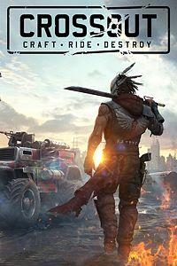 Carátula del juego Crossout