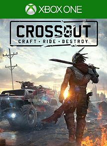 Crossout imagem da caixa
