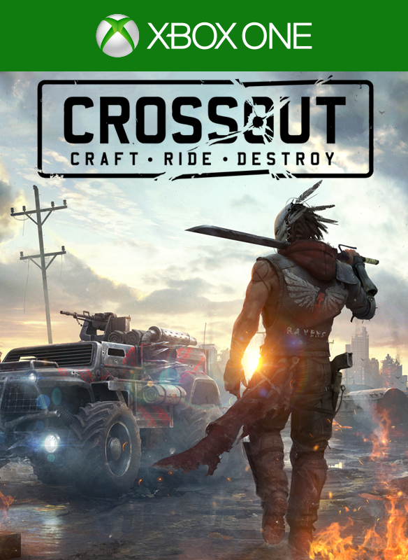 Crossout boxshot