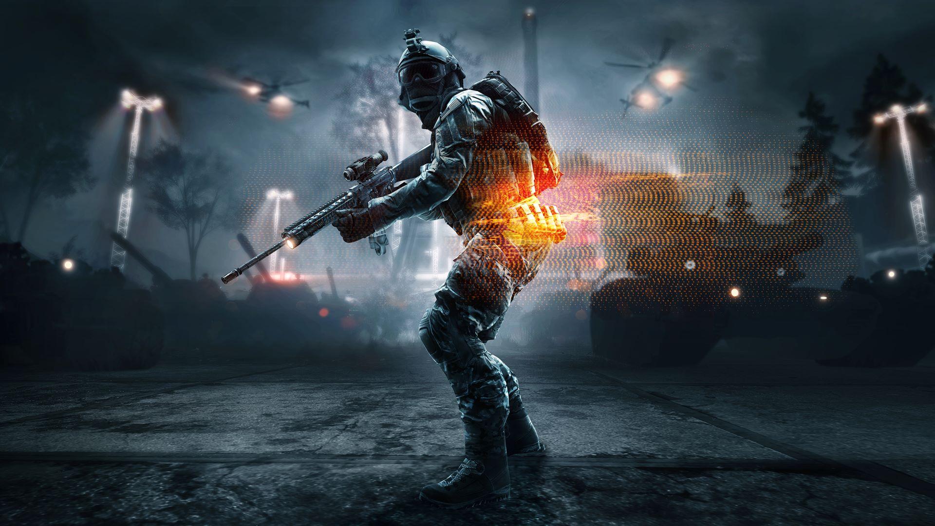battlefield 4 download size